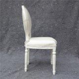 2017 neuer edler geschnitzter weißer Stuhl für Bankett speisender und Wedding Louis (YC-D05)