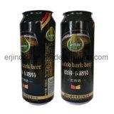 500ml de bière en aluminium peut Erjin Company