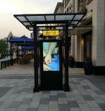 42 '' 50 '' 55 '' 60 '' 65 '' Bildschirmanzeige-Kiosk im FreienbekanntmachensLCD