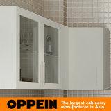 ケニヤの高圧の積層物の黒の食器棚(OP15-HPL05)
