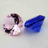 De gefacetteerde Optische Diamant van het Kristal van de Presse-papier van de Diamant van het Kristal van de Gift van de Gunst van het Huwelijk