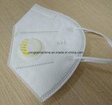 Masker die van de Vouwen van het Stof van het Type van kind het In te ademen Machine maken