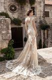 Выполненное на заказ Bridal платье партии мантий венчания одежды для венчания (BH008)