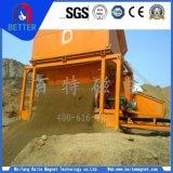 Separatore magnetico di alta pendenza verticale di serie di Ycbg per il minerale ferroso/sabbia marina