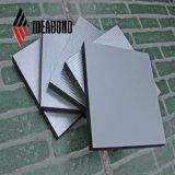 Ideabond 4FT*8FT poliéster de color blanco marfil Panel del techo de aluminio pintado (AE-31C)