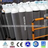Cylindre d'oxygène médical en acier de prix usine 40L/47L/50L avec la soupape Qf-2