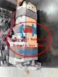 Горячий подлинной Кавасаки шестеренчатый насос погрузчика Ass'y: 44083-60160 запасных частей