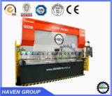 Macchina piegatubi idraulica del piatto d'acciaio di CNC WC67K-400X5000