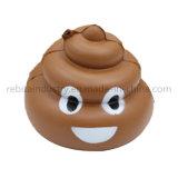 Tabouret Squishy Squeeze Poo ralentir la hausse du fun à soulager le stress toy