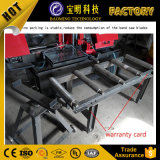 A banda de corte de metais Single-Column CNC Máquina de serra