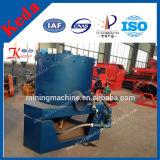 Concentrador de ouro mineral de recuperação de 96%