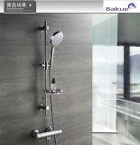 Insieme contemporaneo dell'acquazzone degli articoli di alta qualità degli accessori sanitari della stanza da bagno
