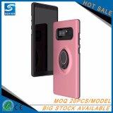 Samsung Note8のための携帯電話のシリコーンの箱の熱い販売の箱