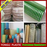 PVC吸引Hose/PVCの鋼線Hose/PVCの螺線形の補強されたホース