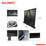 40 polegada 4: 3 Mini compacto projector de mesa portátil de ecrã