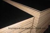 Encofrados de madera contrachapada de película negra cara contrachapado marino