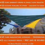 L'ombre Sail faite de tissu de 10 ans de garantie de l'ombre voile