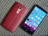 Teléfono 5.5 pulgadas Sistema androide al por mayor de desbloqueado doble 4G LTE de seis núcleos G4 móvil elegante