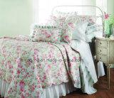 Het textiel van het Katoenen van 100% Dekbed Af:drukken van de Stof Roterende (DO6142)