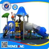 Kleines Outdoor Plastic Playground für Amusement Park Yl- K169