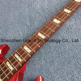 Novo Estilo Custom 4 String Bass Guitar com Rosewood Fingerboard (GB-18)