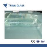 Claro mate/Silk-Screen/plana/impresión/doblado vidrio templado para la construcción, muebles