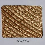 Hualong ISO14001 ISO9001 Peinture décorative artistique en pierre de texture