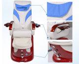 Gran oferta de bomba de chorro de hidromasaje magnética de pedicura Silla Glass Bowl