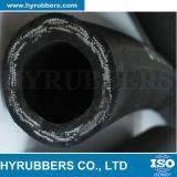 Boyau hydraulique en caoutchouc de deux couches/boyau en caoutchouc à haute pression
