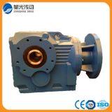 Motor de engranajes cilíndricos del engranaje reductor