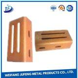 La soldadura de metales de accesorios de fabricación de OEM con estampado de servicio de anodización