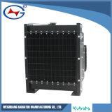 Radiador líquido del aluminio de Samll del radiador de Genset del radiador de la refrigeración por agua D1703-4