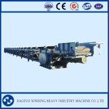 中国の産業フラット形ベルトコンベヤ