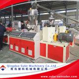 Linha de mármore extrusão da afiação do perfil do PVC que faz a máquina