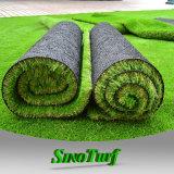 裏庭、装飾、屋外のための人工的な草を美化するコマーシャル