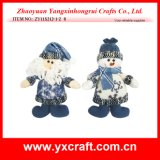 Arti e mestieri di natale della decorazione di natale (ZY11S212-1-2)