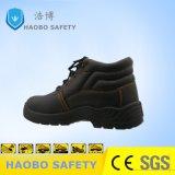 Calzature professionali di sicurezza del nero dell'uomo di prezzi bassi