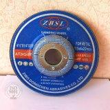 金属115X6X22.2のための磨く車輪