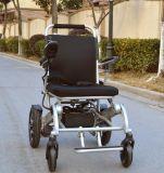 رخيصة يدفع يطوي كهربائيّة [س] كرسيّ ذو عجلات مع [س] مصنع