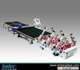Vidrio que procesa la maquinaria, cadena de producción automática completa del corte del vidrio