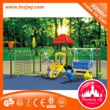 Parc de matériel de jeu de rotation de l'exercice en plein air pour les enfants d'installation