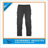 Nylon Insulated Waterproof Ski Pants di 100% per Men