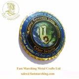 Fbi van de Prijs van de fabriek de Politie van de Muntstukken van de Uitdaging van het Metaal van de Afdeling voor Verkoop