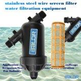 Type matériel de Pré-Filtrage des eaux d'égout Filter/Y d'écran d'eau de Bsf040y