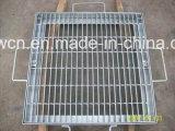 Galvanisé à chaud Format personnalisé les grilles de calandre