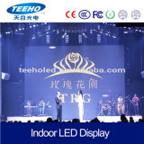 pantalla de visualización de interior de LED P2.5 de 480*480m m