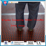 抗菌性のスリップ防止ホテルのゴム製床のマット、台所の流しのマット