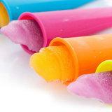 ألوان مختلفة [فوود-غرد] سليكوون جليد فرقعة قالب
