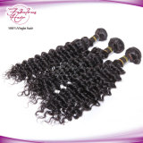 Человеческие волосы 100% Remy девственницы бразильские для глубокой волны