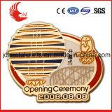Distintivo olimpico su ordinazione del commercio all'ingrosso di alta qualità del nuovo prodotto